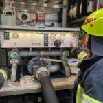 Ausbildung an der Pumpe